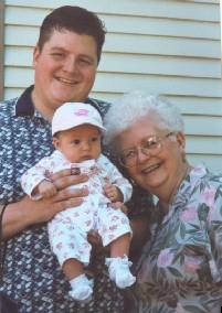 Cami Great Grandma Daddy