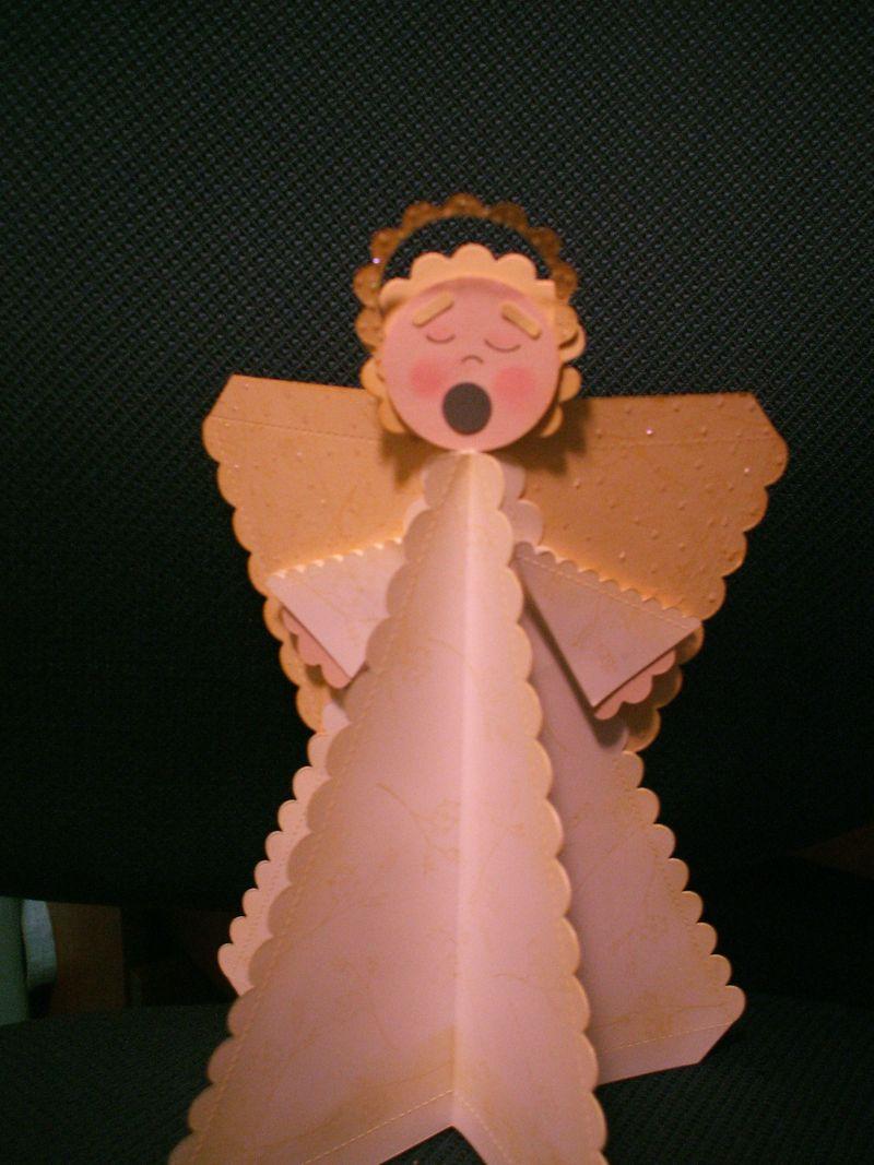 Pennant angel