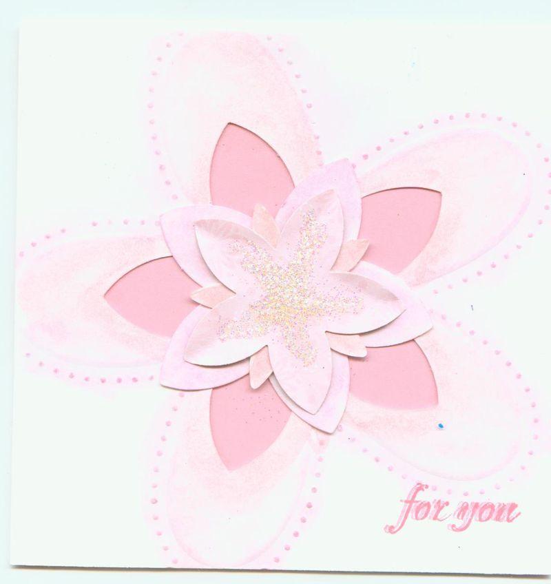 Pink Fresh Cut