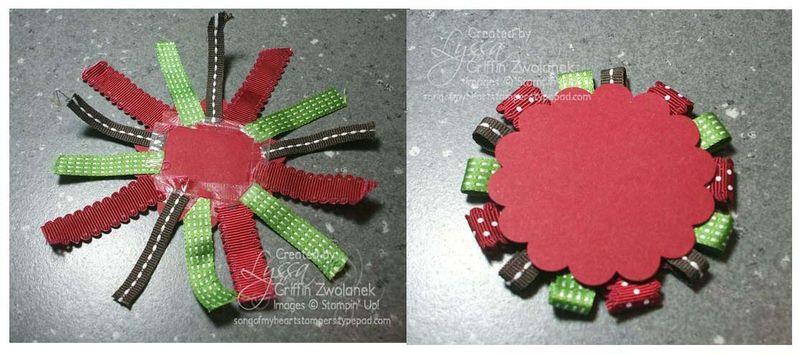 Ribbon medallion collage 2