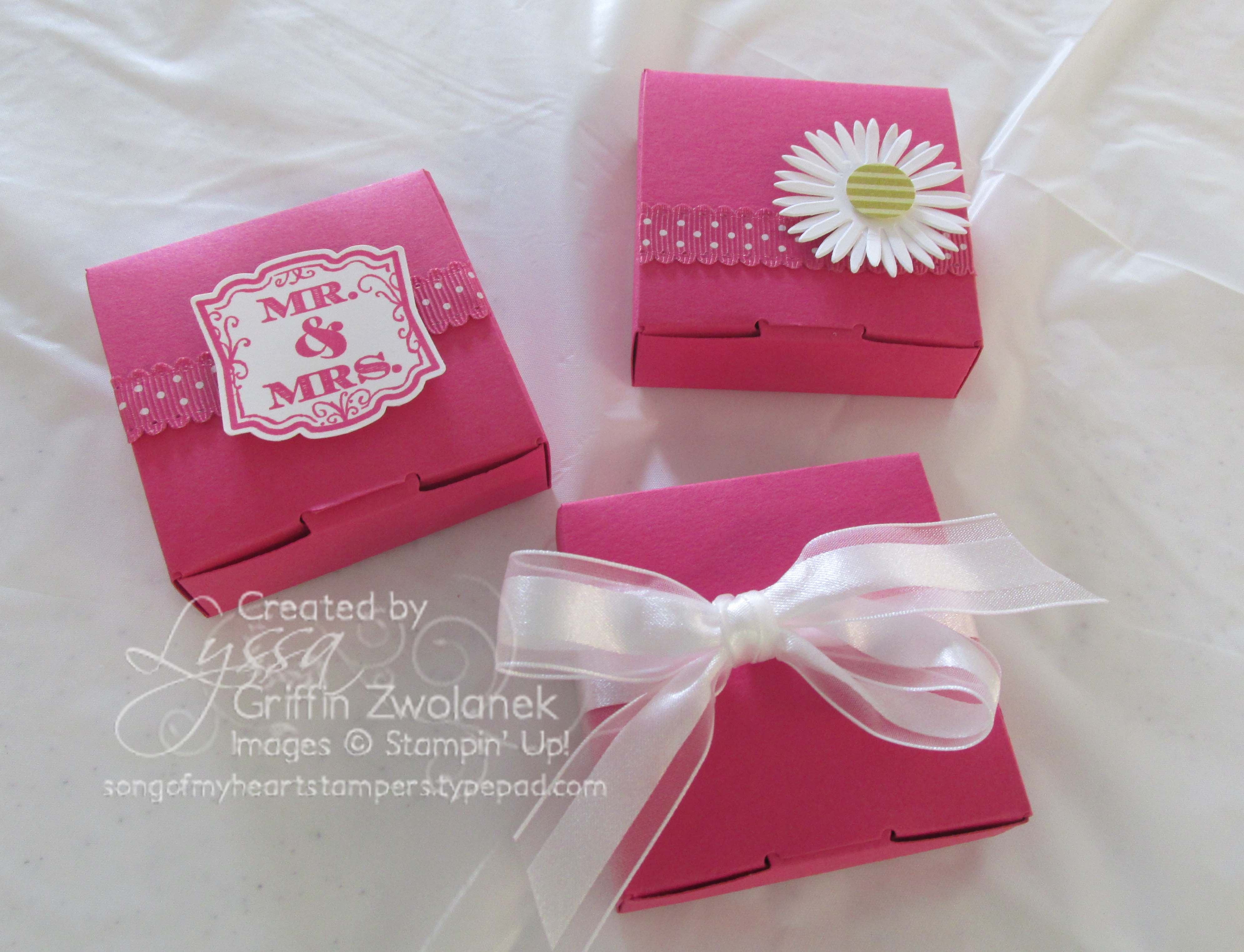 Song of My Heart Stampers: Weddings by Song of My Heart