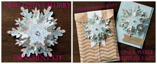 Lyssa Snowflake Ornament