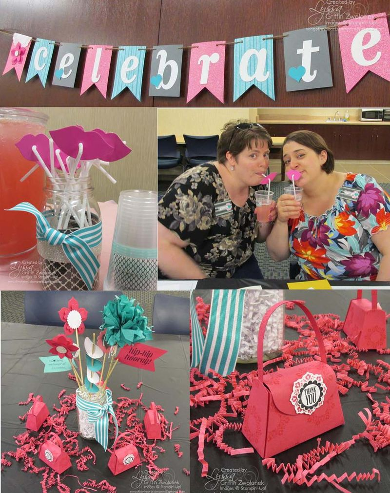 Hostess appreciation 2014