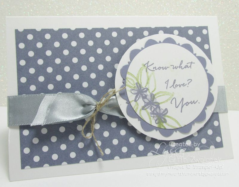 Double Punched Technique Tutorial by Song of My Heart Stampers