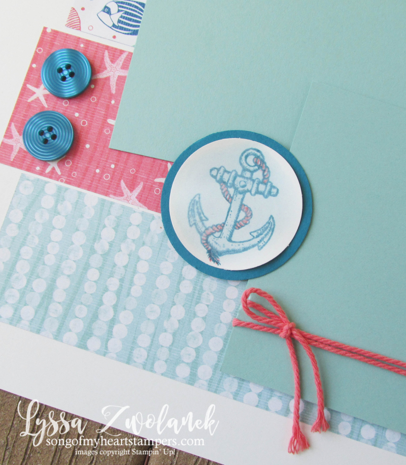 Song Of My Heart Stampers: Posts From August 2016