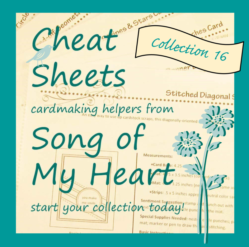 Cheat Sheets Individual Collection 16 Graphic
