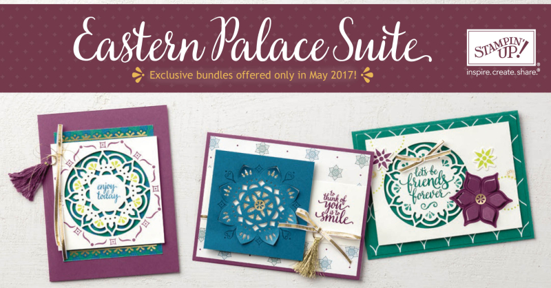 Eastern-Palace Stampin Up bundle specials