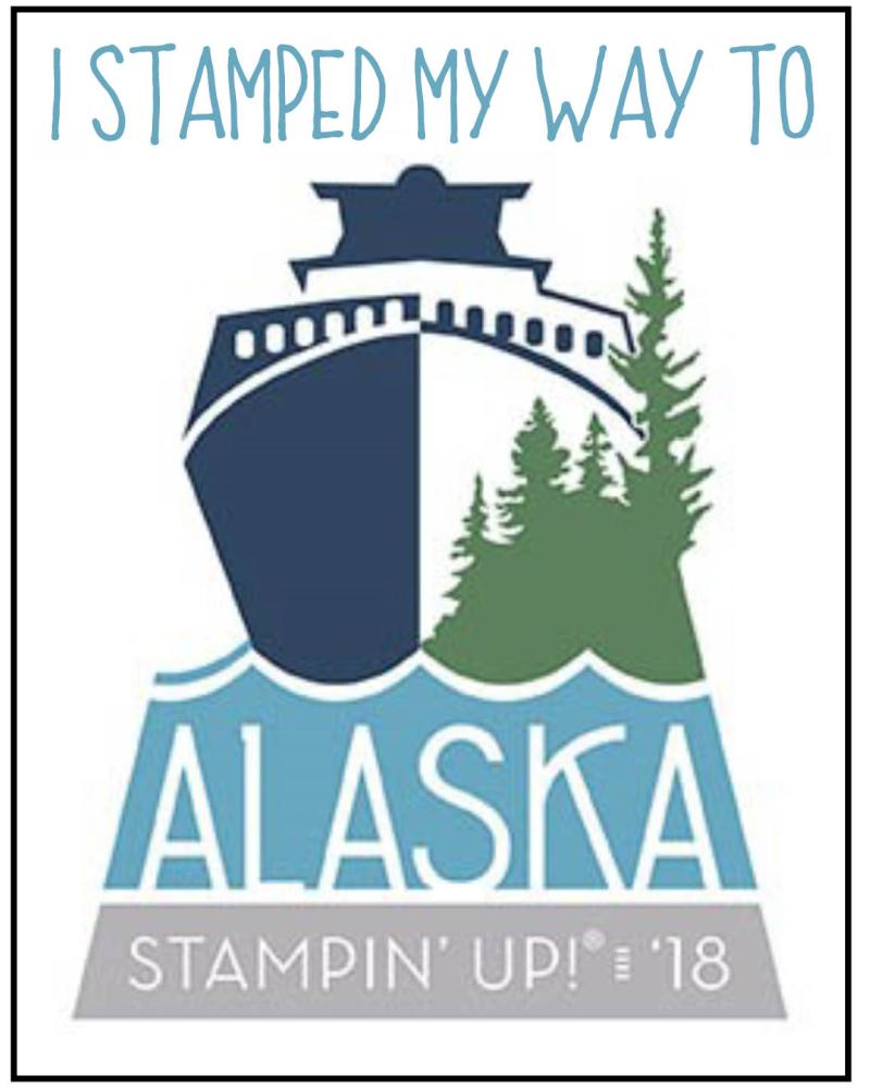 ALASKA with Stampin Up