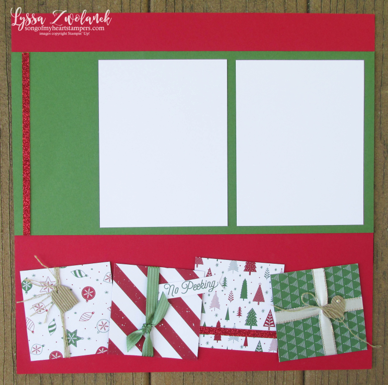 31 pages days scrapbooking summer school Christmas presents pages spreads layout