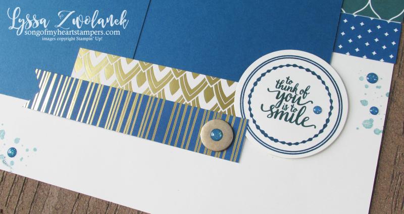 Summer School Scrapbooking Eastern Elegance Palace Medallion scrapboolk layouts stampin up shop Lyssa
