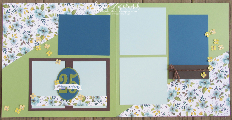 31 days pages album scrapbook anniversary heritage wedding 25th scrapbooking layouts