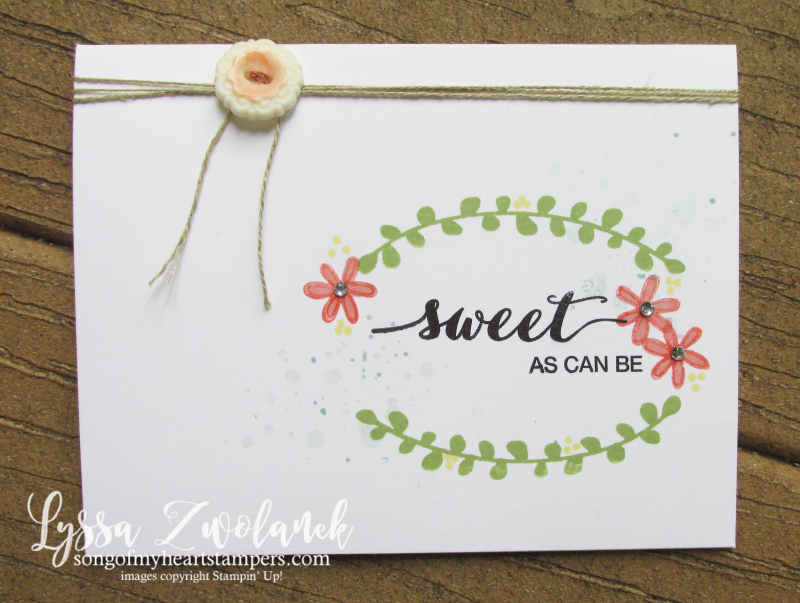 Dare to Dream adventure awaits  sweet as can be hostess exclusive stamp set Stampin Up
