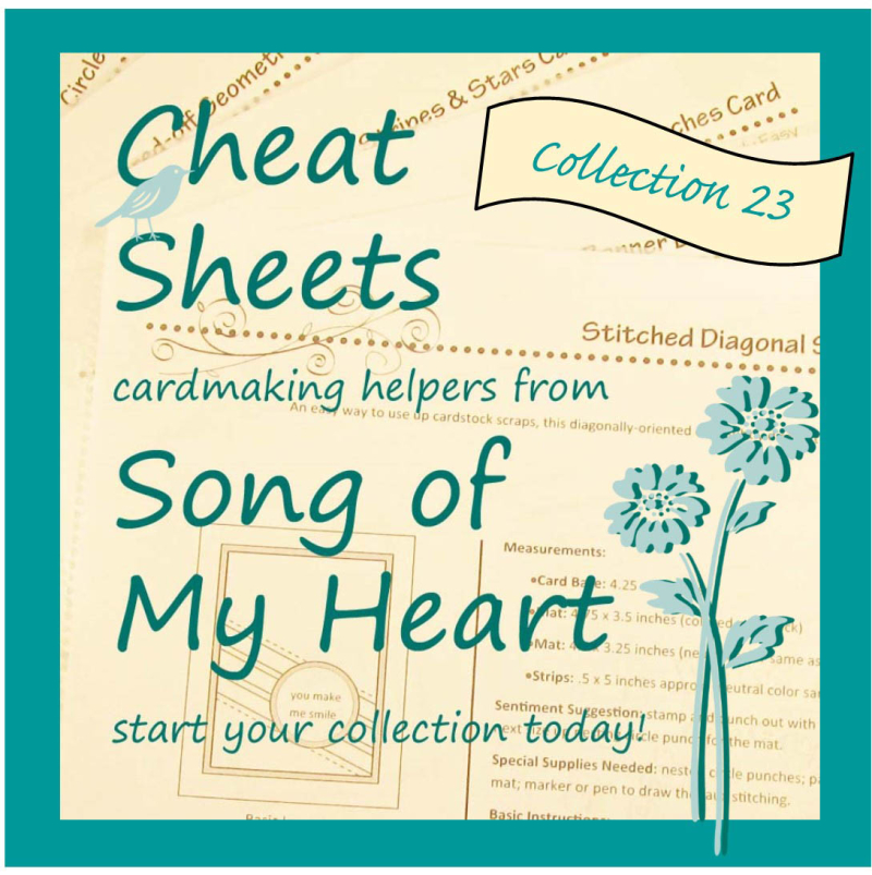 Cheat Sheets 23 Graphic