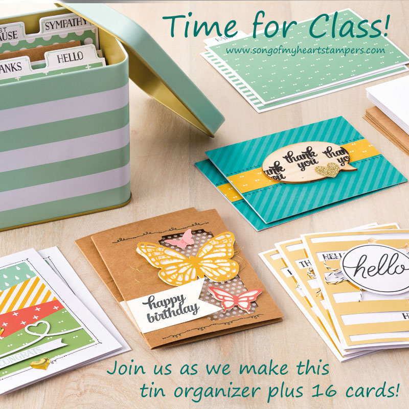 Organizer and Cards Class SOMHS
