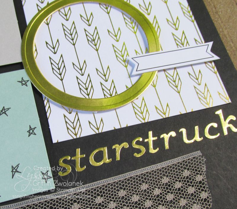 Project Life Starstruck Page detail