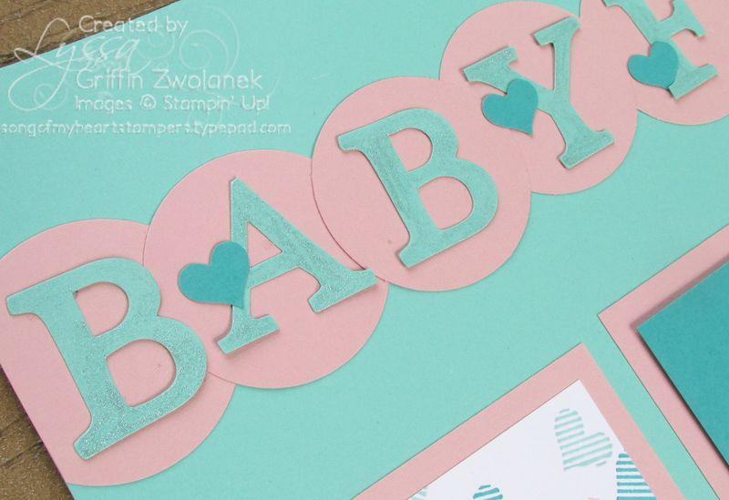 Babyface Scrapbook Spread details
