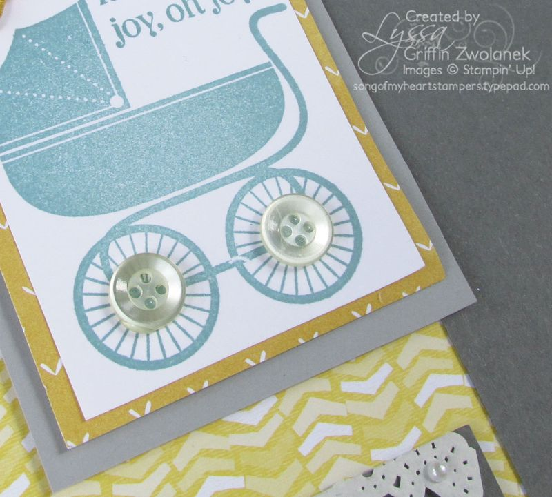 Baby Shower Page Details
