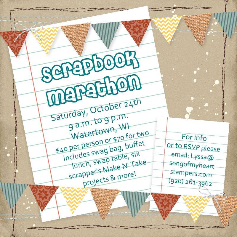 Scrapbook Marathon Fall 15-001