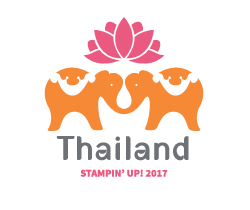 Thailand with Stampin Up
