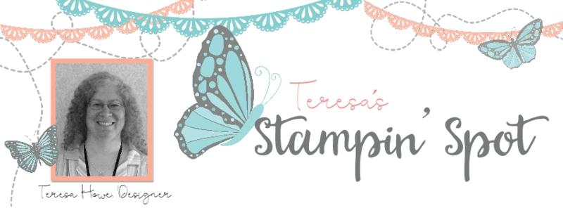 Teresa Stampin Spot blog headers by www.songofmyheartstampers.com #stampinup