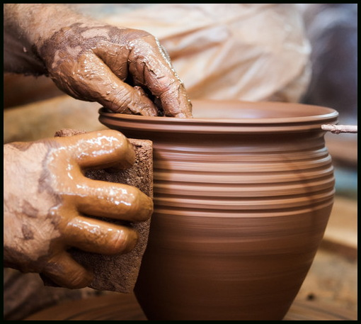 POTTERY MAKING-7X6
