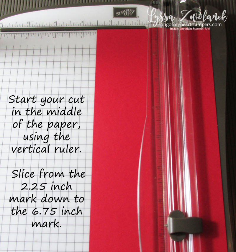 Simple step out cardmaking tutorial fancy fold christmas stampin up