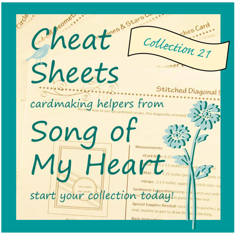 Cheat Sheets graphic 21