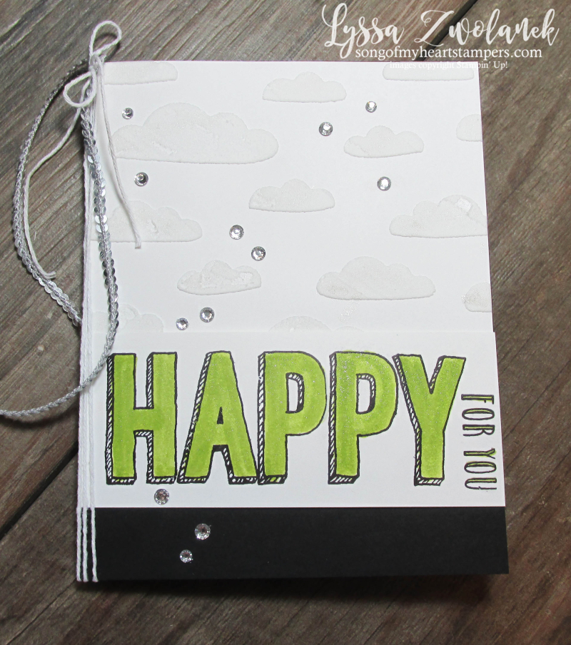 Happy Celebrations embossing paste congrats masculine cards Stampin Up techniques stamping