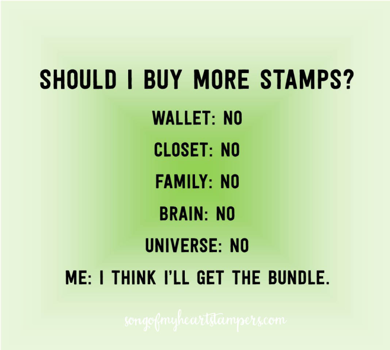 Do I need more stamps