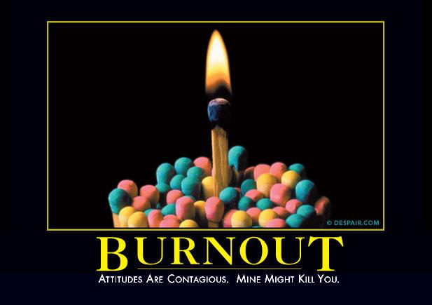 Burnoutdemotivator