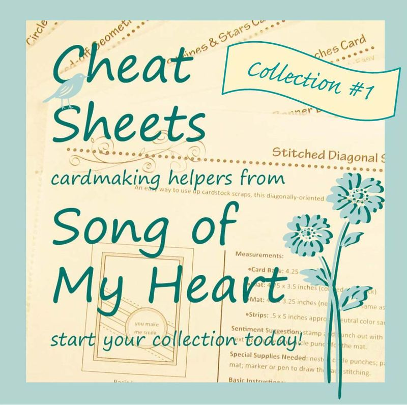 Cheat Sheets Individual Collection 1 Graphic