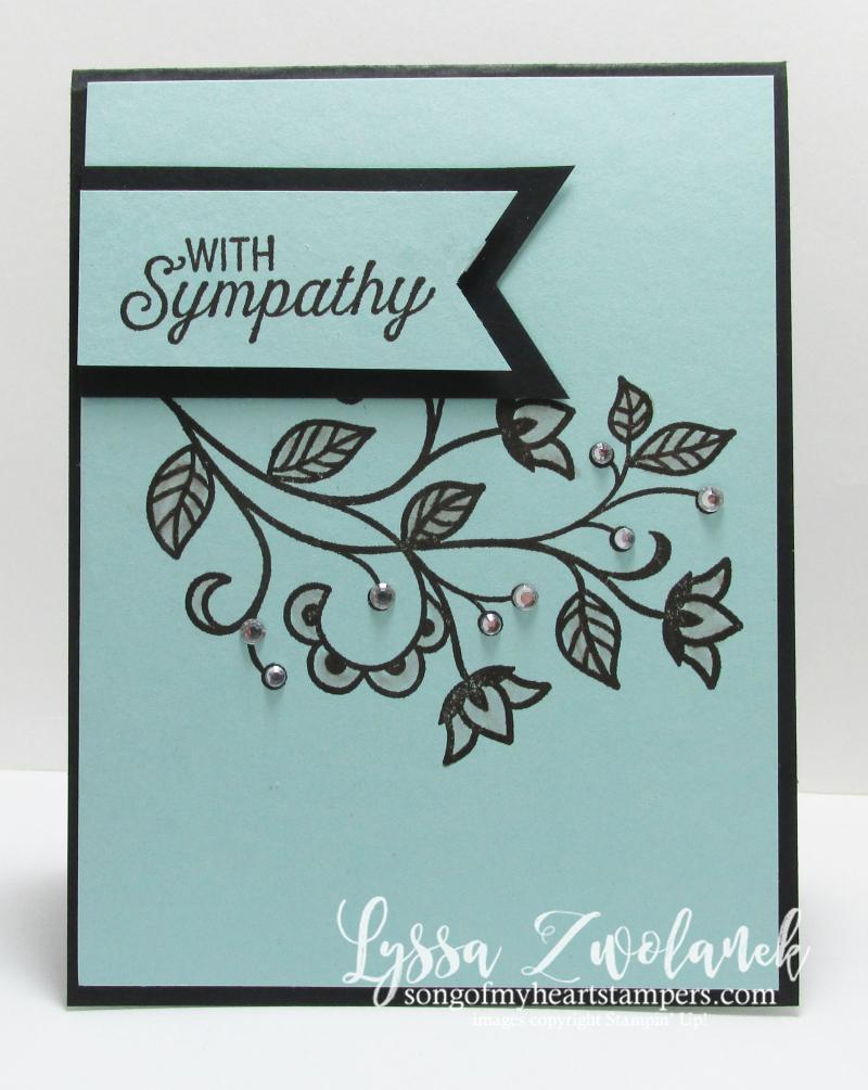 Floral flourish wedding thinlets Big Shot Card i love you stampin up