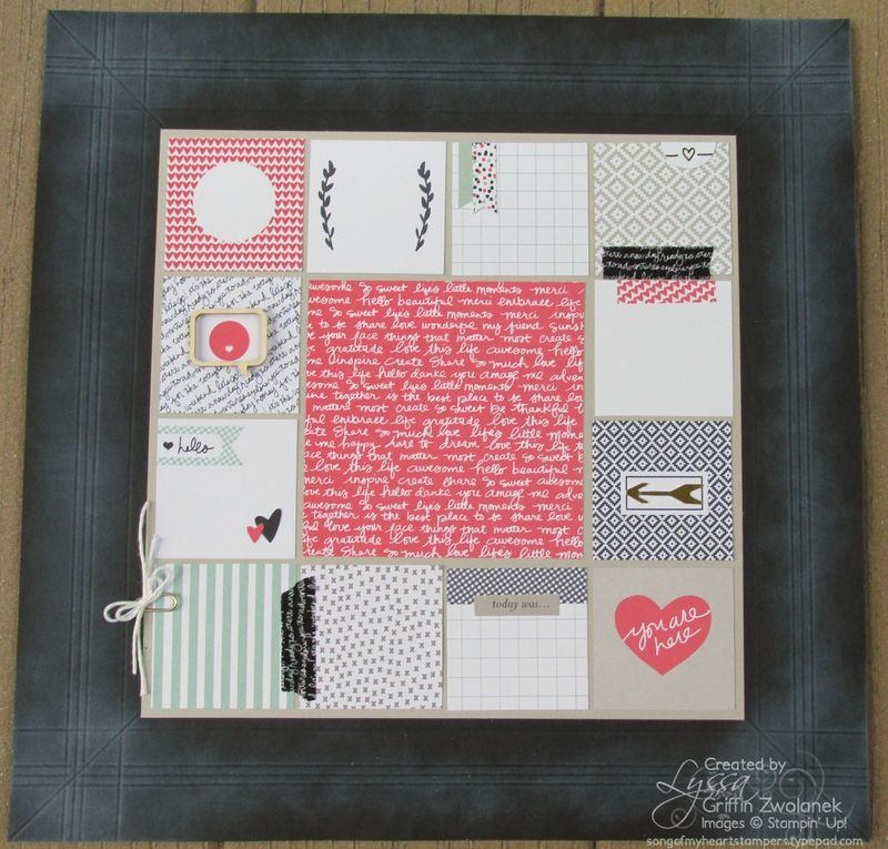 Picture Frame Page SOMHS