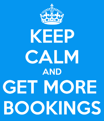 Keep-calm-and-get-more-bookings
