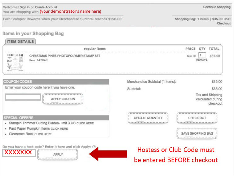 Hostess Code Finder