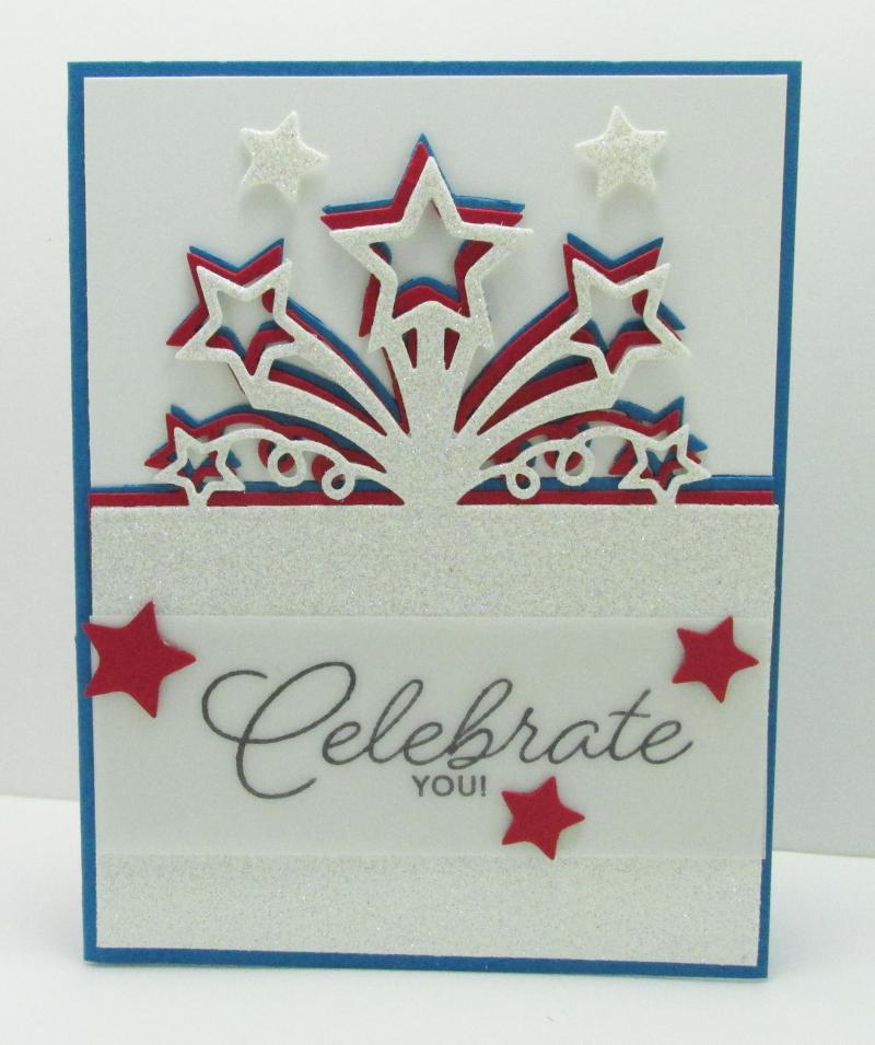 Star Stars Blast Birthday bundle stampin up Lyssa card ideas cardmaking Big Shot