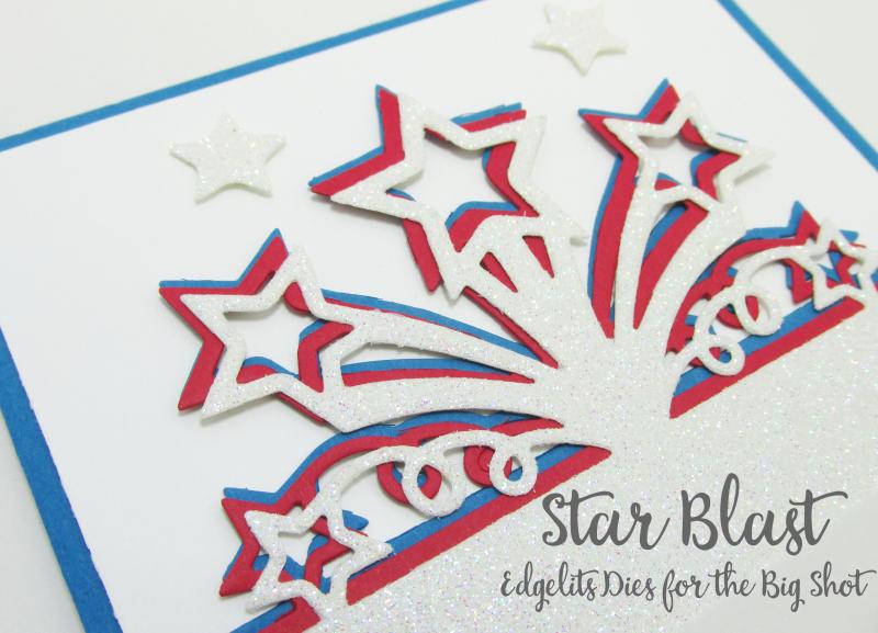 Star Blast Birthday bundle stampin up Lyssa card ideas cardmaking Big Shot