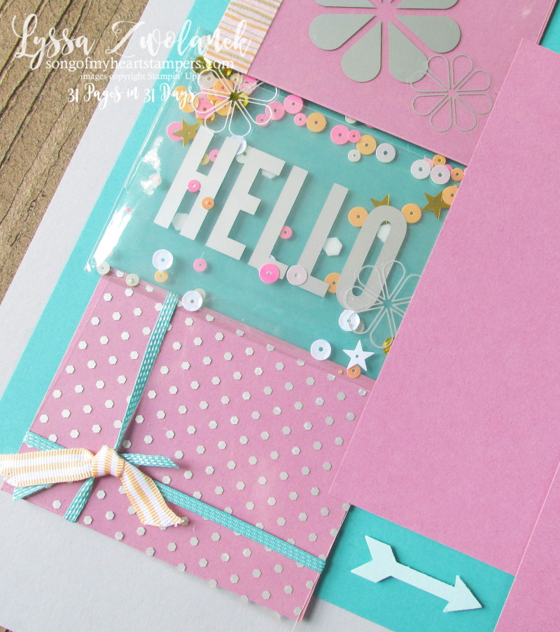 31 days pages shaker card scrapbook page layouts scrapbooking summer school