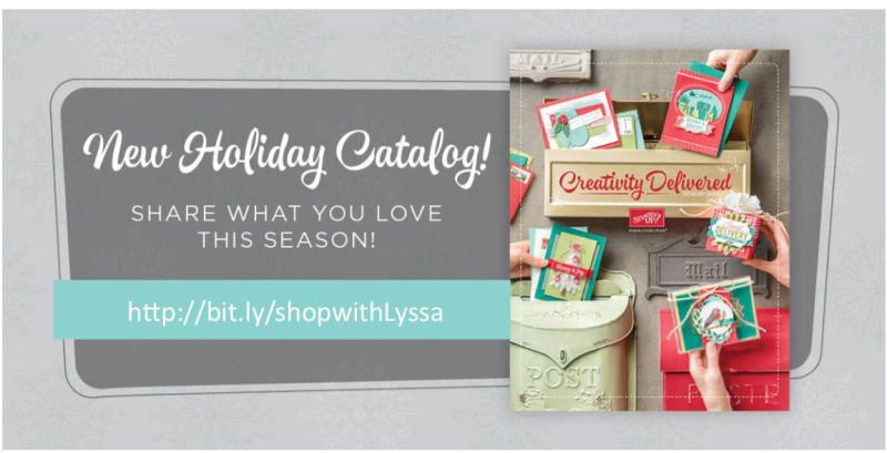 Holiday Mini Catalog Banner