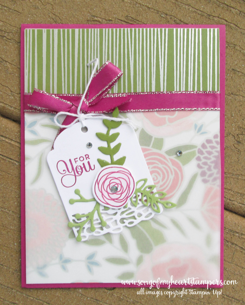 Sweet Soiree stampin up shop now scrapbooking rubber stamping 12x12 papers cake wedding shower