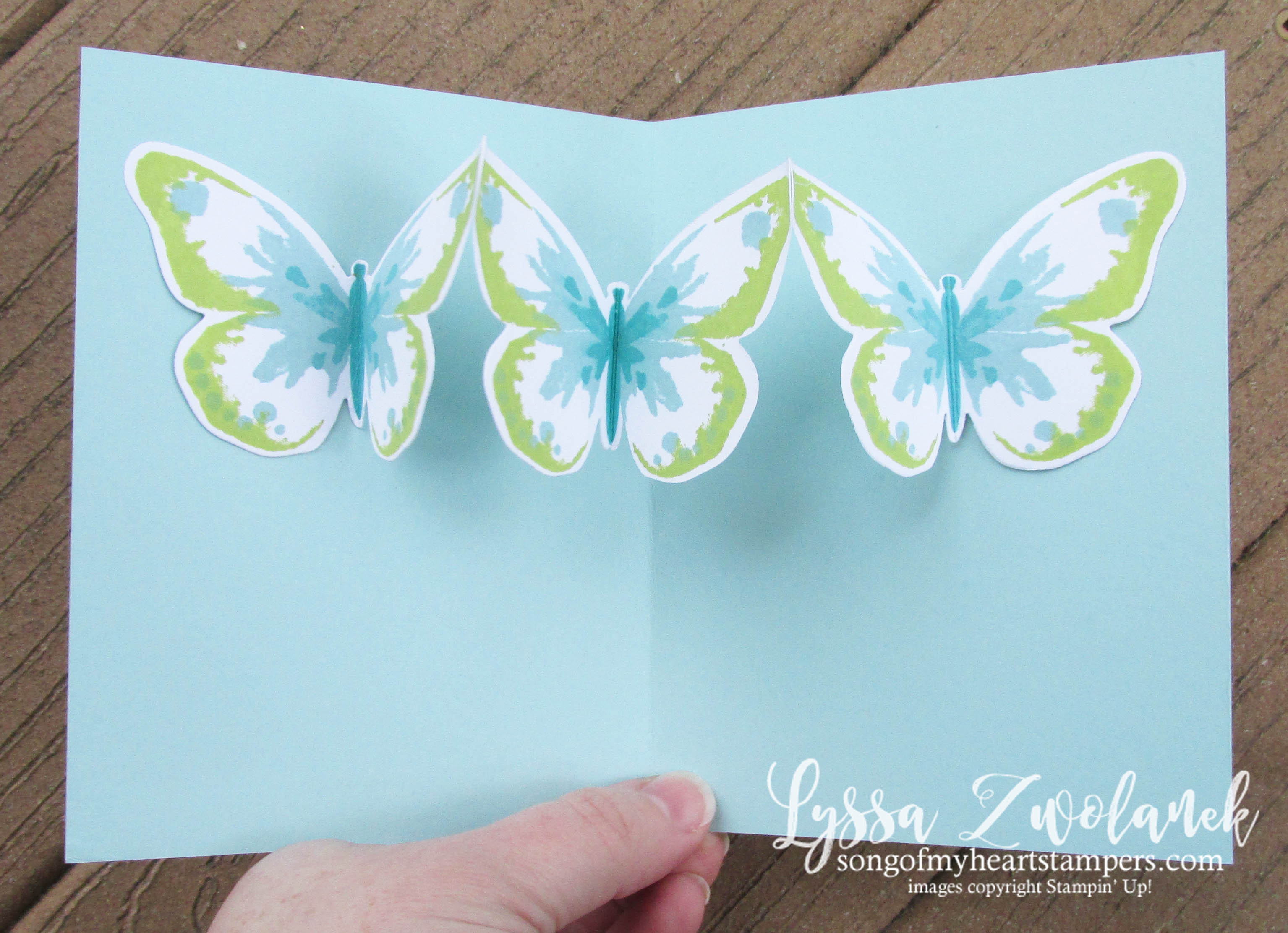 Watercolor Wings And Bold Butterfly Happy Retirement Party Song