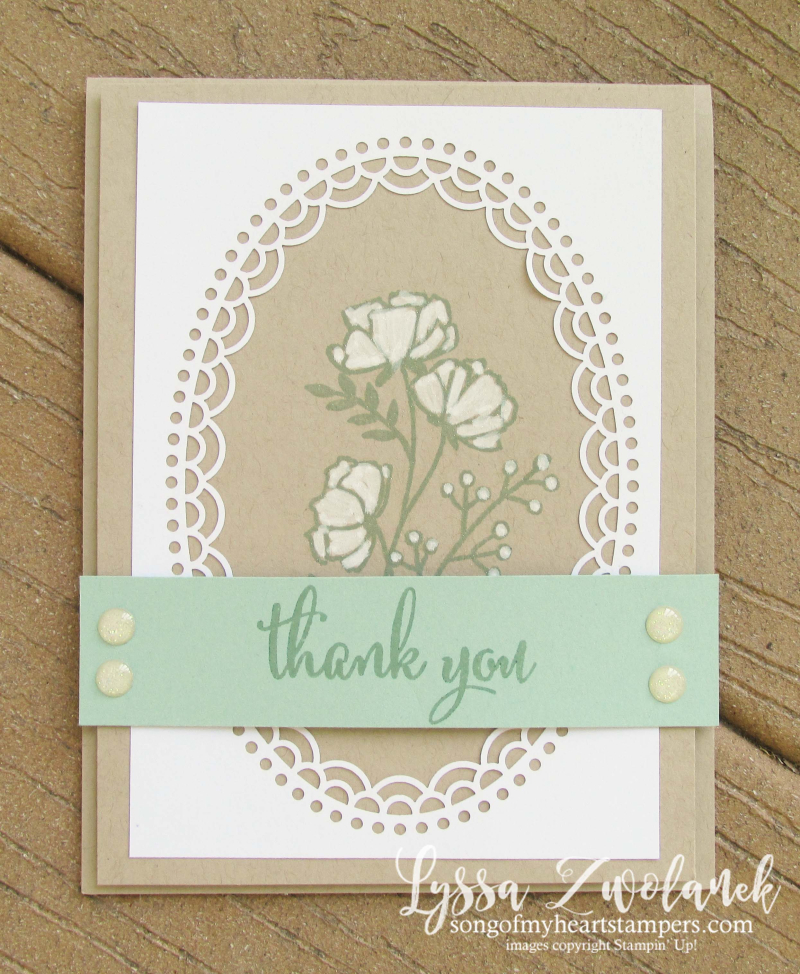 Delicate details Designs specialty lace paper Stampin Up laser cut DSP Lyssa 12x12