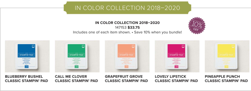 Share what you love new colors