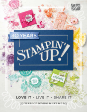 Stampin up new catalog shop Lyssa rubber stamps