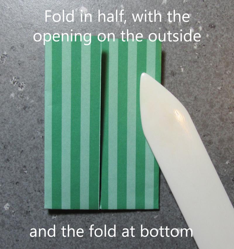 Origami shirt fold tutorial hawaiian shirts cardmaking paper Stampin Up