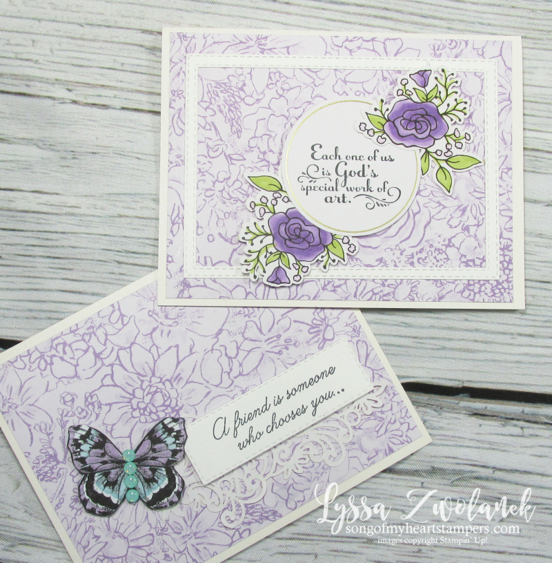 Botanical butterfly 12x12 scrapbooking papers albums stampin up butterflies lace laser cut scripture