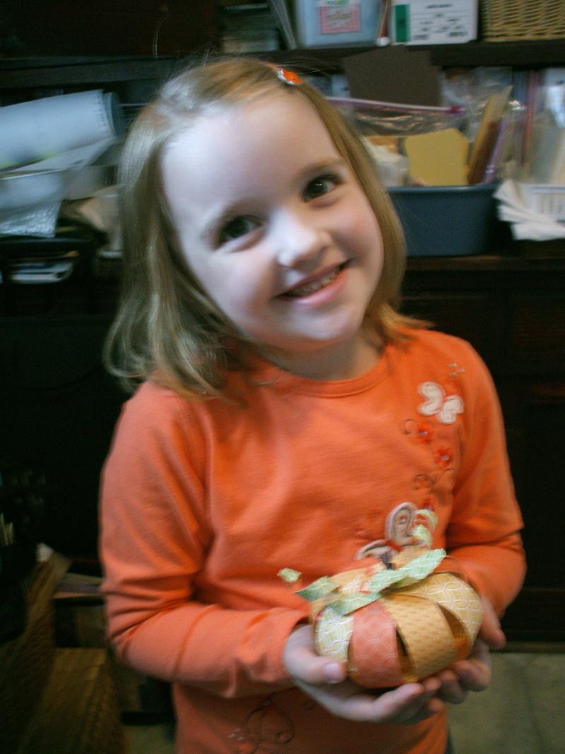 Pumpkin Natalie
