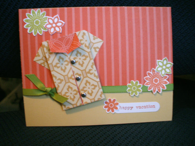 Hawaiian Shirt card