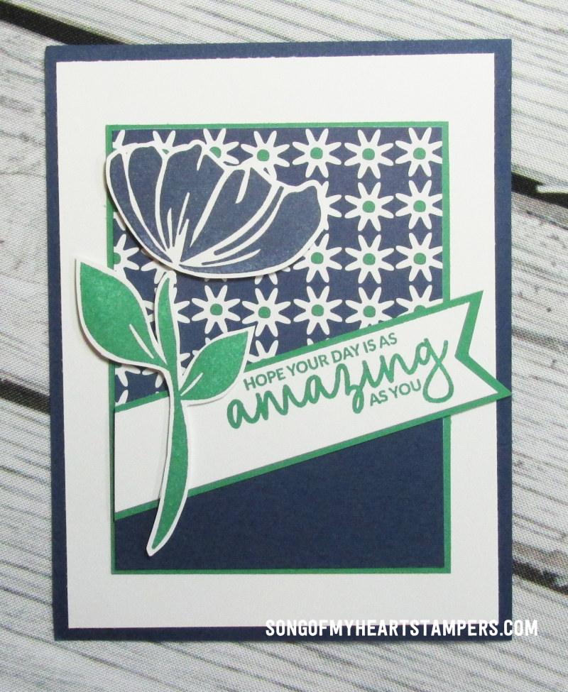 Onstage spring mini catalog stampin up happiness blooms stamps