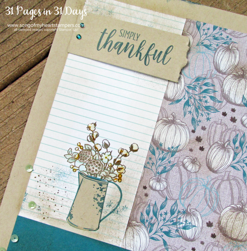 31 pages days scrapbooking 12x12 farmhouse harvest pumpkins autumn layouts scrapbook album 1